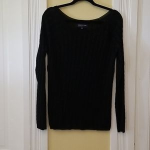 Black Sweater Jones New York Medium